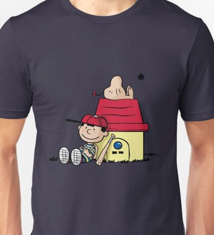 Earthbrown: A Boy and his Saturn 2.0 Unisex T-Shirt