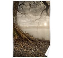 SUNSET LAKE Poster