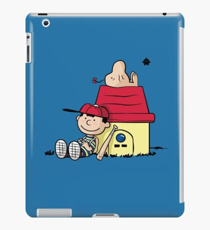 Earthbrown: A Boy and his Saturn 2.0 iPad Case/Skin