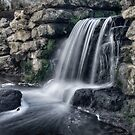 MOTE FALLS by Rob  Toombs