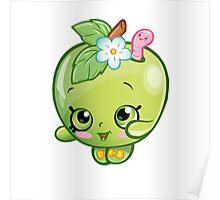 Apple Shop - Kids Shirt  Poster