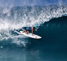 The Art Of Surfing In Hawaii 16 by Alex Preiss