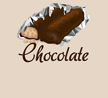 Chocolate Lover TShirt Womens Fitted T-Shirt