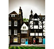 Queen's Guard at the Tower of London Photographic Print