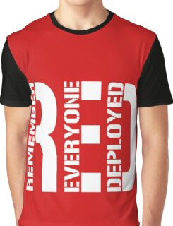 RED - Red on Fridays Graphic T-Shirt