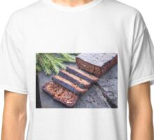 Sliced rye meal bread Classic T-Shirt