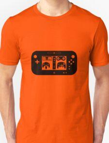 Nintendo Controller History Unisex T-Shirt