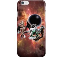 The Wicked Gods Art - Yugioh! iPhone Case/Skin