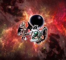 The Wicked Gods Art - Yugioh! by GMAnubisRB