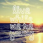 One Direction - Live While We're Young by Hannah Julius