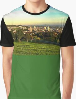 Churchfield evening  Graphic T-Shirt