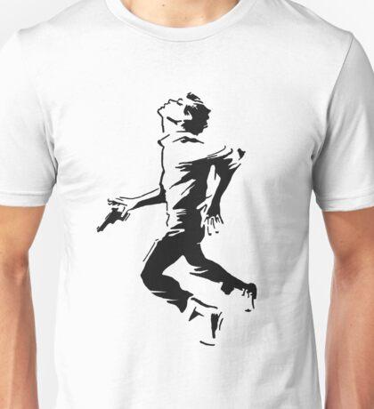 Breathless Running Man Unisex T-Shirt