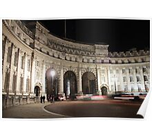 Admiralty Arch, London, England, UK * Poster