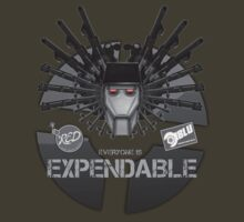 Everyone is EXPENDABLE - SNIPER by PidoBear