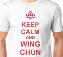 Wing Chun Unisex T-Shirt
