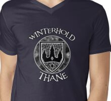 Winterhold Thane Mens V-Neck T-Shirt