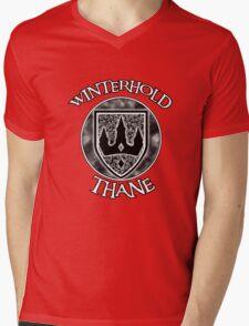Winterhold Thane Mens V-Neck T-Shirt