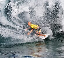 The Art Of Surfing In Hawaii 17 by Alex Preiss