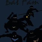 The Batfam in Young Justice by YJTees