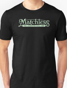 Matchless classic British motorcycle logo remake T-Shirt