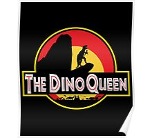 The Dino Queen Poster