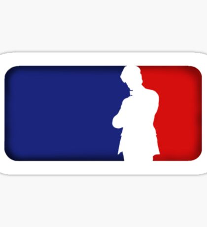 Major League Time Lord 11 Sticker