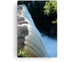 Iguazu Falls Canvas Print