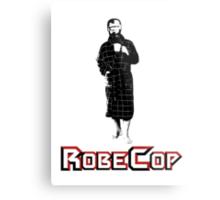 RobeCop Metal Print