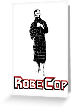 RobeCop by veebs