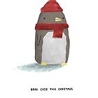 Beak Cosy by Sophie Corrigan