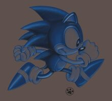 Sonic (Blue)  by LARiozzi