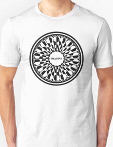 IMAGINE Lennon Memorial T-Shirt