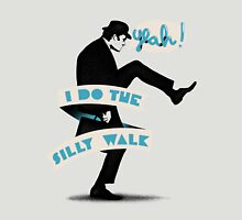 Silly walk Unisex T-Shirt
