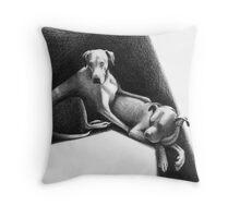 Snugglebugs Throw Pillow