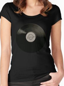 A TRIBE CALLED QUEST VINYL Women's Fitted Scoop T-Shirt