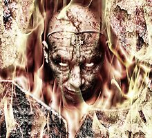 FROM THE ASHES I RISE - Iphone Case by Rob  Toombs