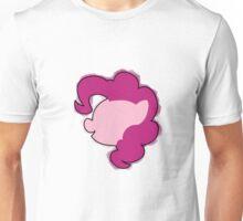 Simplistic Pinkie Pie Unisex T-Shirt