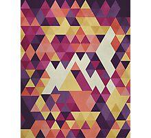 Geometri III Photographic Print