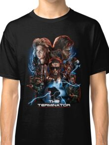 The Terminator Classic T-Shirt