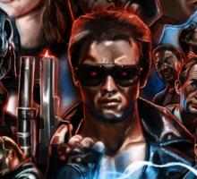 The Terminator Sticker
