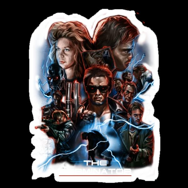 The Terminator by CrosbyDesign