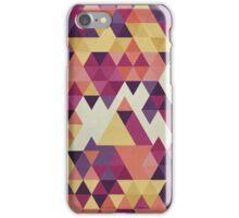 Geometri III iPhone Case/Skin