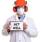 Get Well Please by Edward Fielding