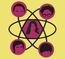 The Big Bang Theory by themoose615