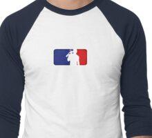 Major League Redneck Men's Baseball ¾ T-Shirt