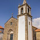 Santa Maria dos Anjos Church by Joo Figueiredo