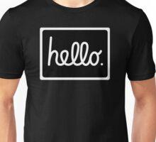 Mac Hello Unisex T-Shirt