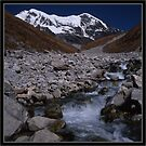 On the trail to Hom Kund by Steven House