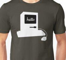 Hello Mac Unisex T-Shirt
