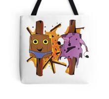 Illustration Marshmellow's Tote Bag